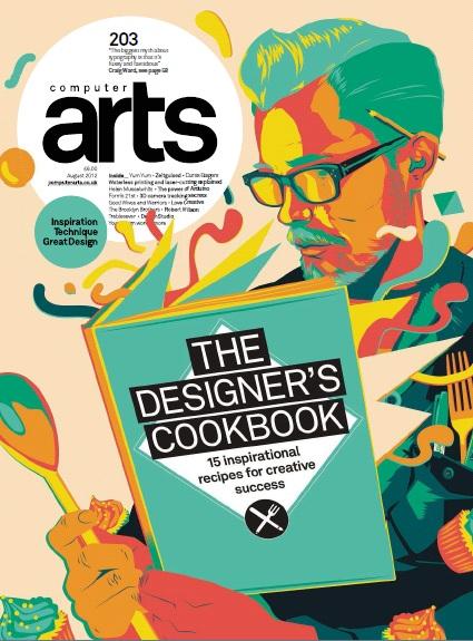 Computer Arts Magazine – August 2012