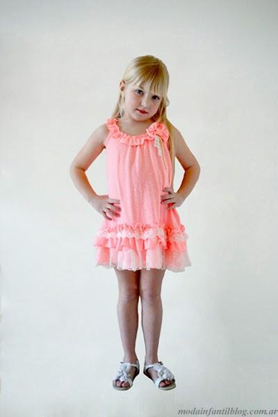 gro vestidos nenas verano 2014