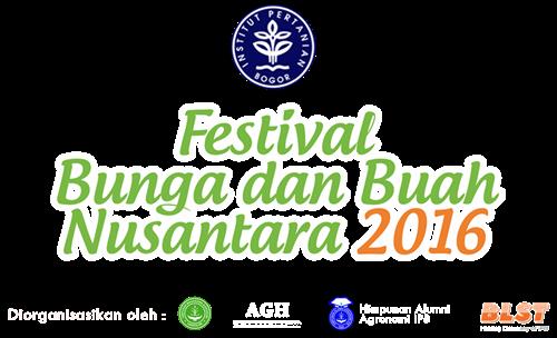 Festival Bunga dan Buah Nusantara