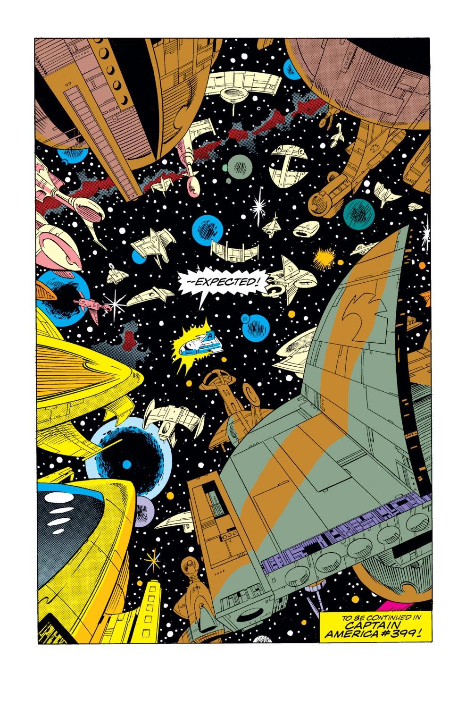 Captain America (1968) Issue #398g #337 - English 23