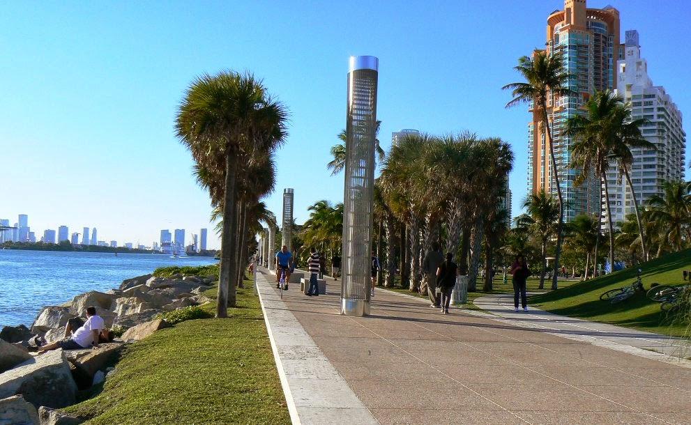 South Beach em Miami