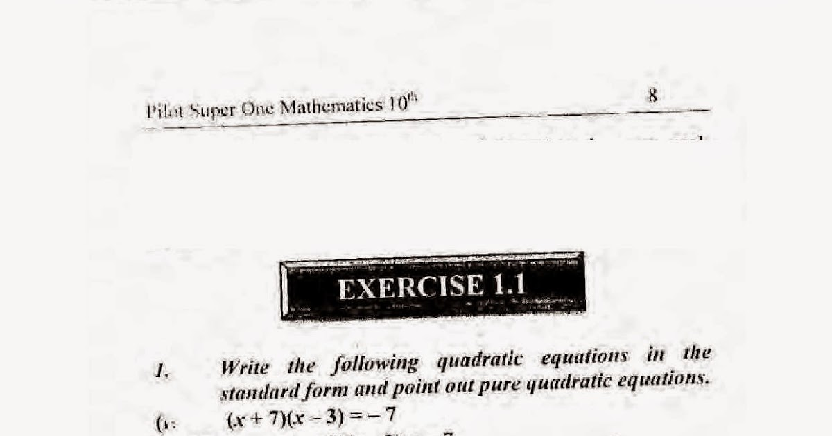 Free Softwares..Games And Wallpapers: 10th class maths solution manual