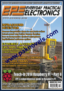 Everyday Practical Electronics Magazine UK, 2014
