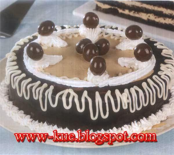 cara membuat kue cake