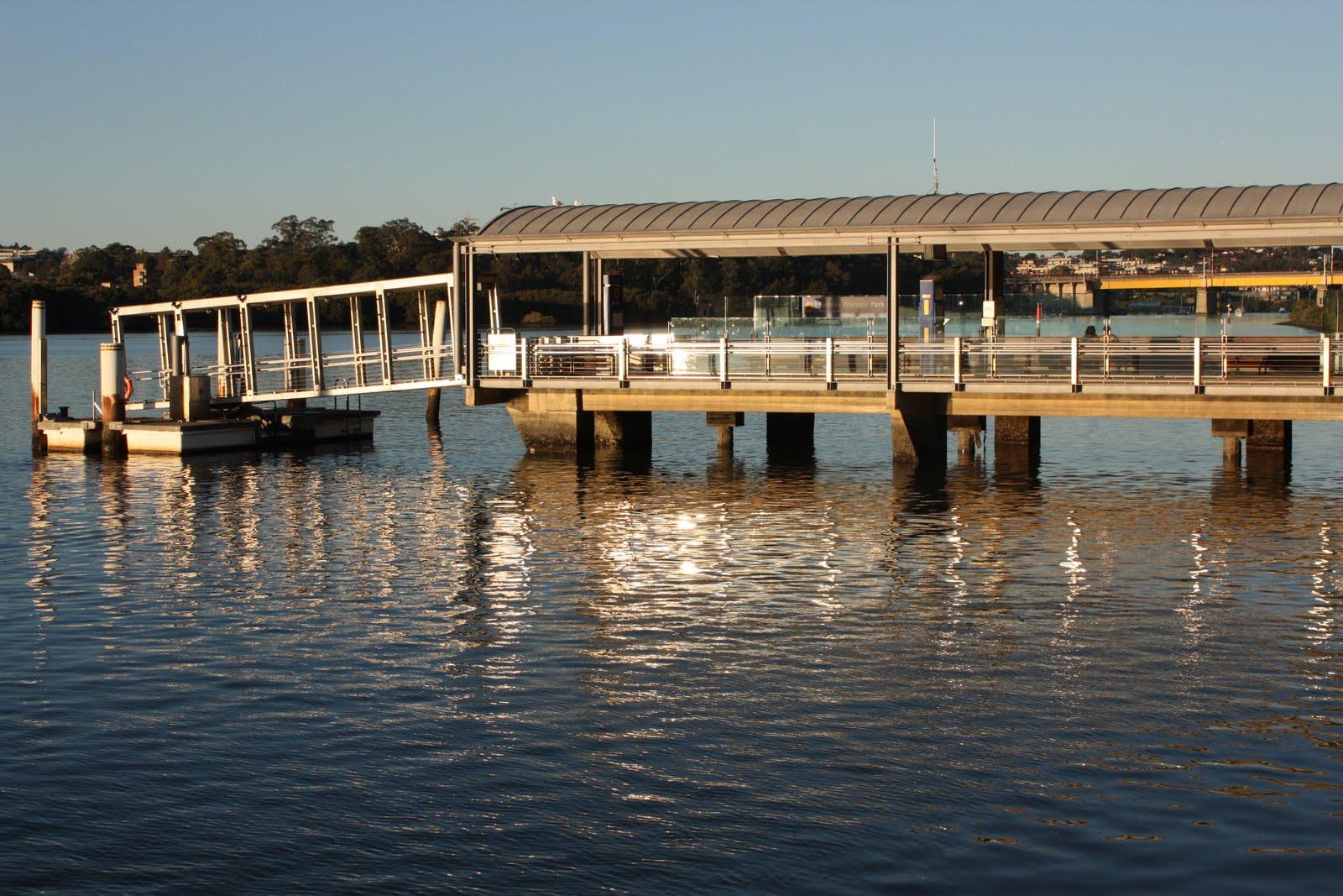sydney parramatta ferry - photo#26