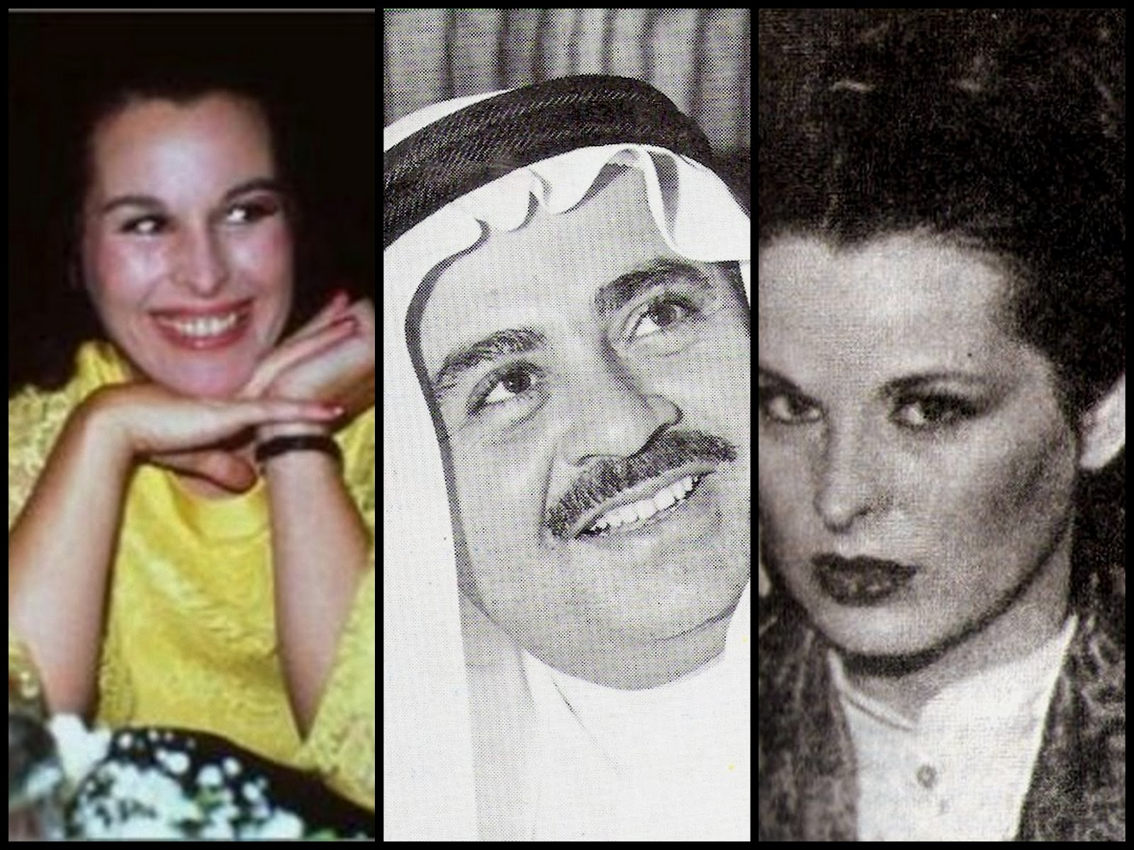 How I got to know the world s  Nabila Khashoggi