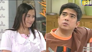 Diana Zubiri and the late Francis Magalona.