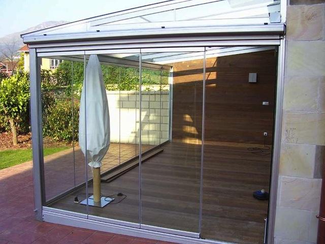Montaje de cerramientos sin perfiles termal glass 976 - Cerramientos sin perfiles ...