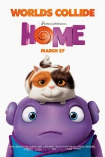 Home 2015 720p HDRip 700mb ESub