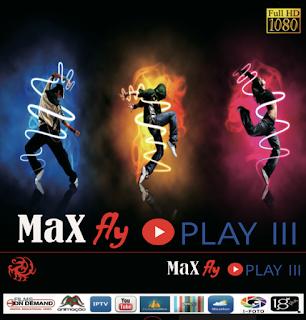 Atualizacao Maxfly Play III Automatica