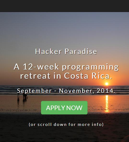 hacker paradise costa rica