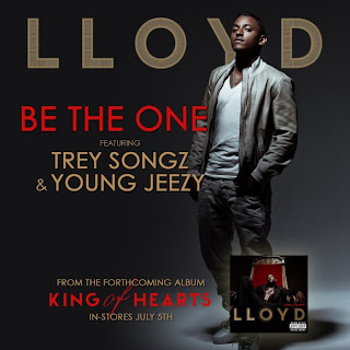 Lloyd - Be The One (feat. Trey Songz and Young Jeezy) Lyrics