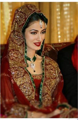 Paki Fashion 2012 Faboulus Bridel Dress