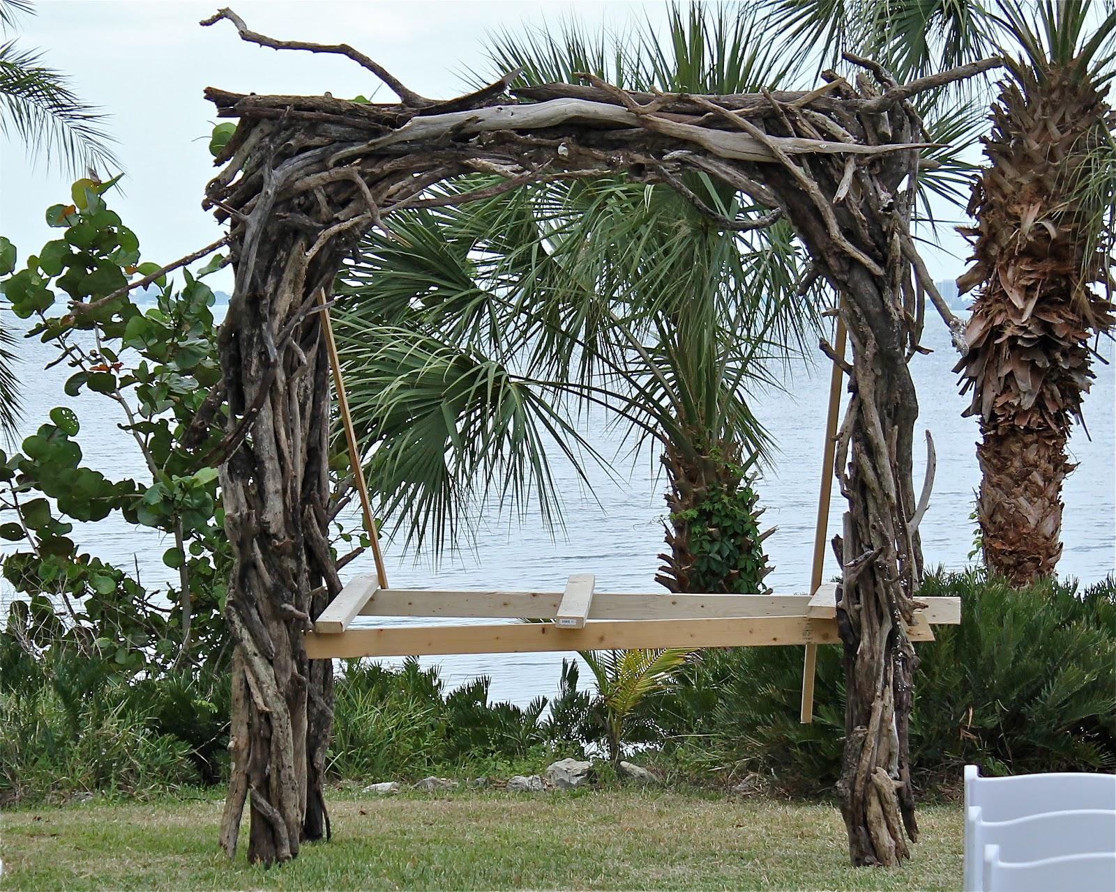 Building Plans Wedding Arch