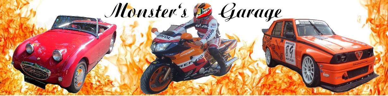 Monster's garage Carrossier peintre autos motos