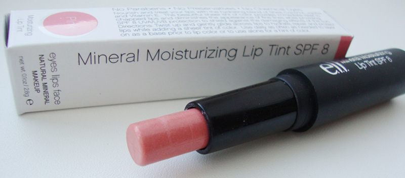 Review, e.l.f., Lip Tint, Color Pink
