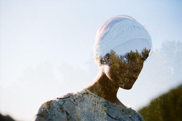 jon duenas fotografia analogica dupla exposição mulheres natureza