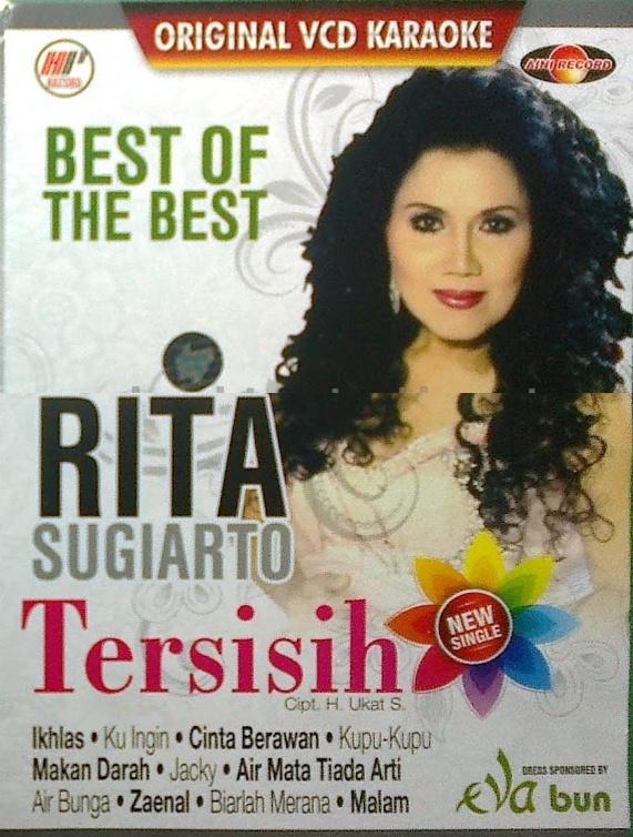 Lirik Lagu Rita Sugiarto Cinta Berawan