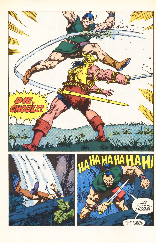 Conan the Barbarian (1970) Issue #198 #210 - English 9