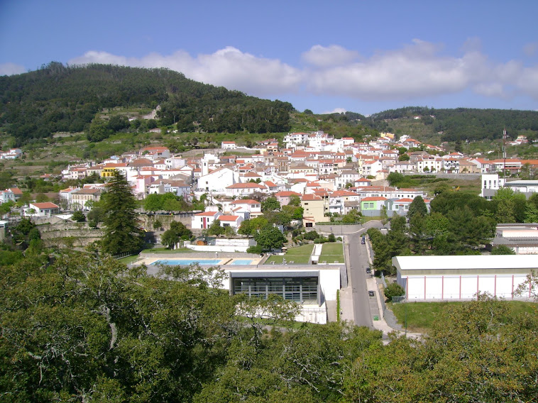 VISTA PARCIAL DA VILA DE MONCHIQUE