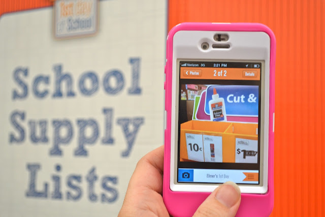 Elmer's 1st Day School App