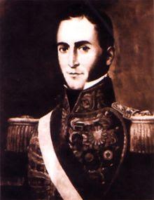 Retrato de Luis José de Orbegoso y Moncada