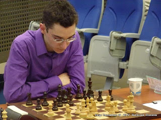 Échecs : Fabiano Caruana (2786) au 6e Kings Tournament - Photo © site officiel