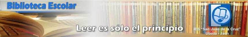 "Biblioteca del IES ""San Juan de la Cruz"" de Úbeda  (Jaén)"