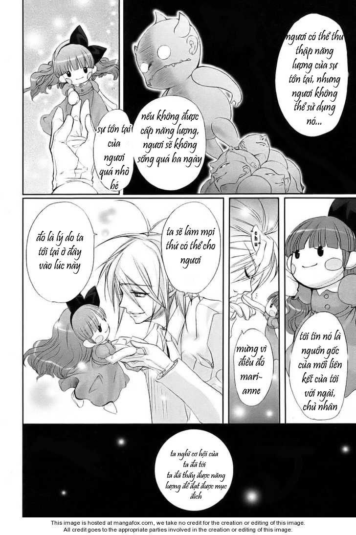 Đôi mắt của Shana chap 13 - Trang 5