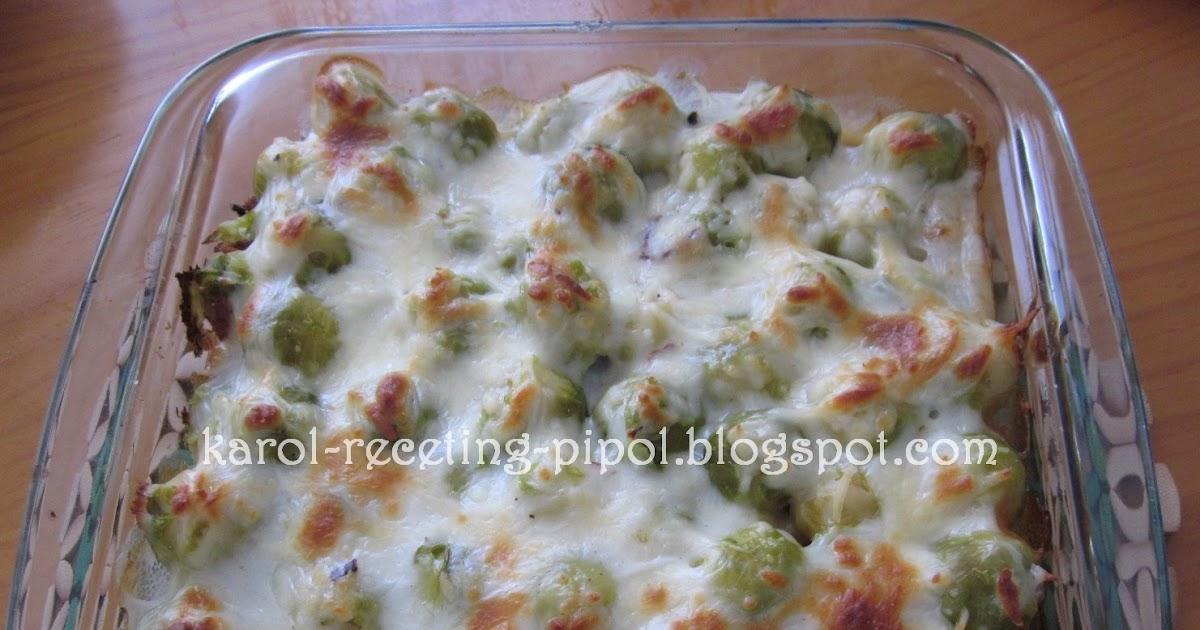 Karol receting pipol coles de bruselas gratinadas - Cocer coles de bruselas ...