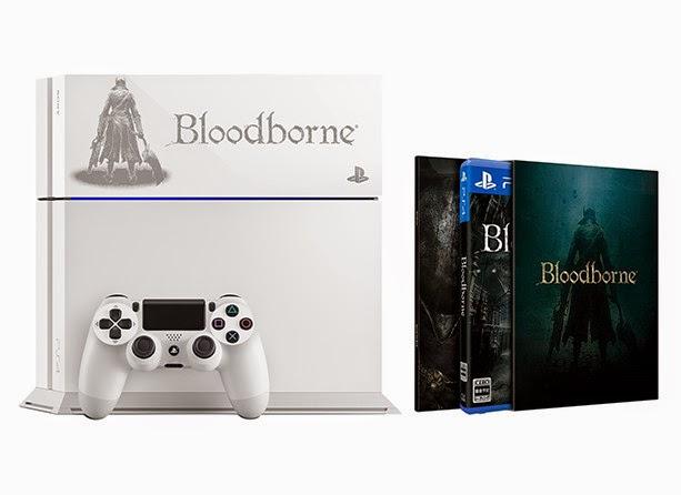 Pocket Hobby - www.pockethobby.com - Hobby Extra Games - Edição Limitada PS4 Bloodborne 2