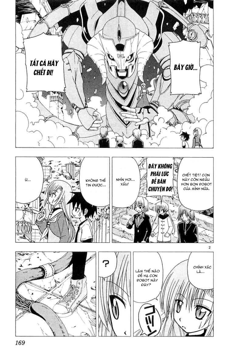Hayate No Gotoku! trang 3
