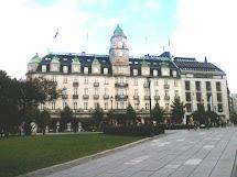 Smart Traveler Grand Hotel Oslo Norway