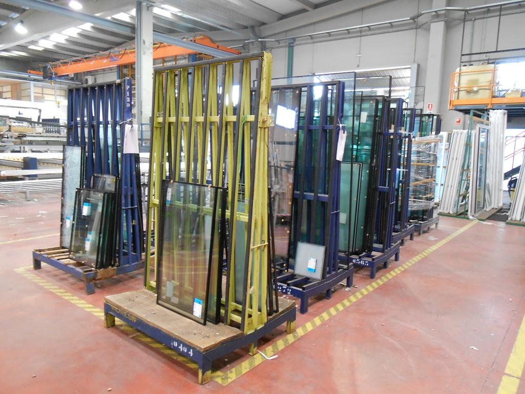Fabricante de ventanas de aluminio k line k line fabrica for Fabrica de puertas de aluminio