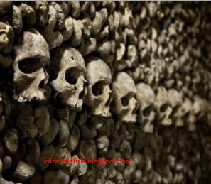 Ngeri ! Roh Penasaran Korban Khmer Merah Menghantui Kamboja