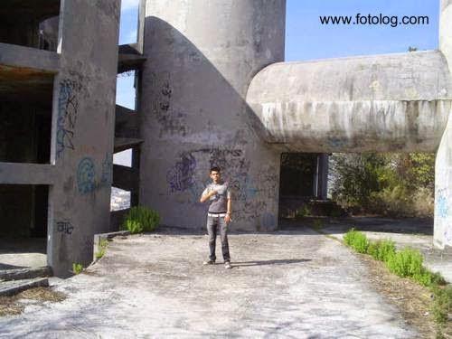 Casa de los Tubos en Monterrey