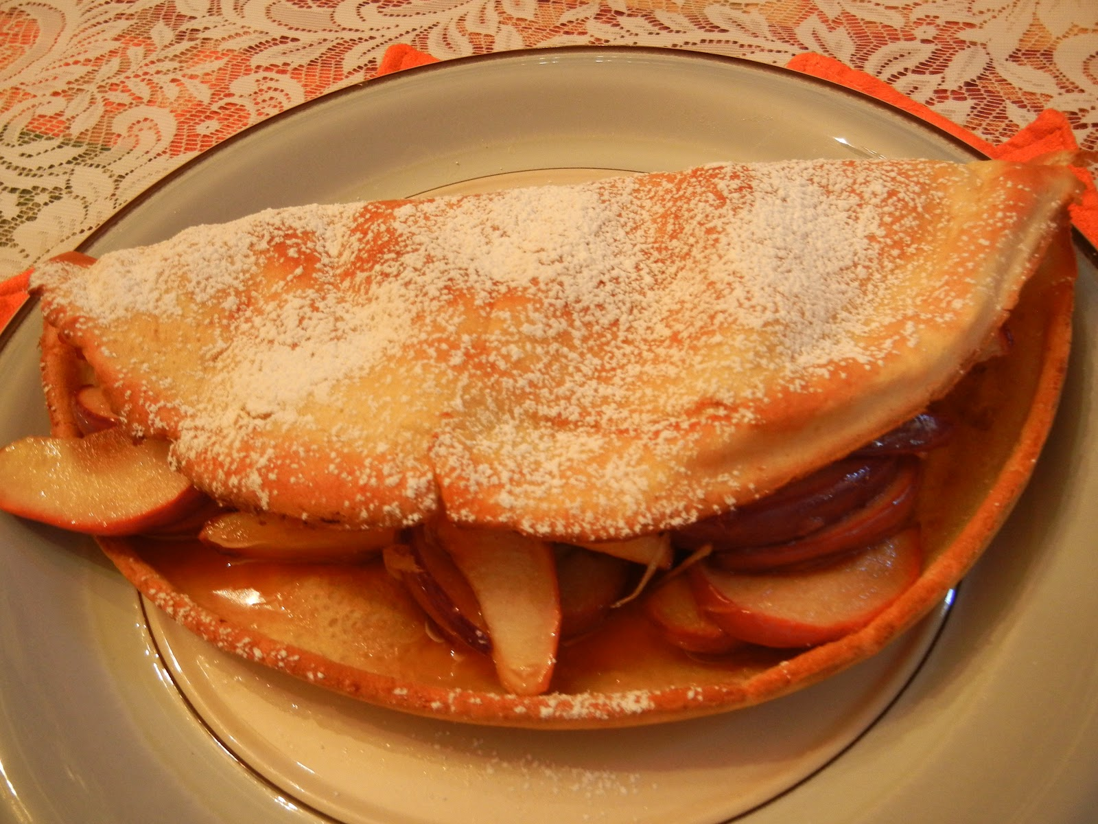 apple pancakes apple pancakes apple pancakes spiced apple filled