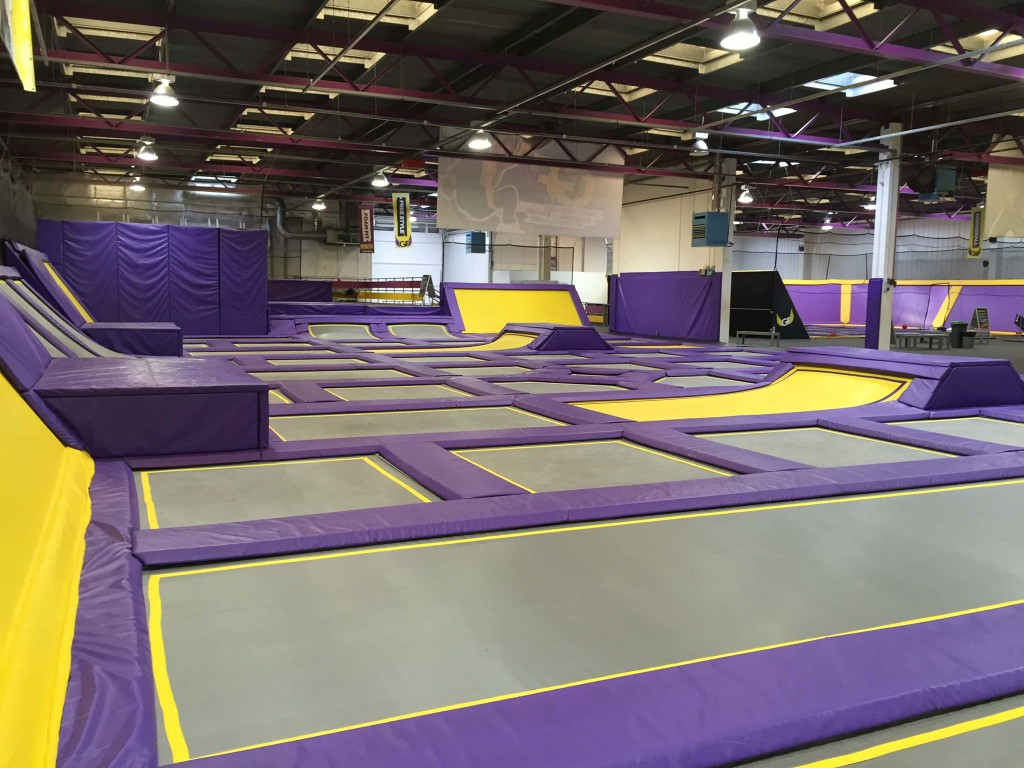Brianaclara Trampoline Park Greenfield District Mandaluyong
