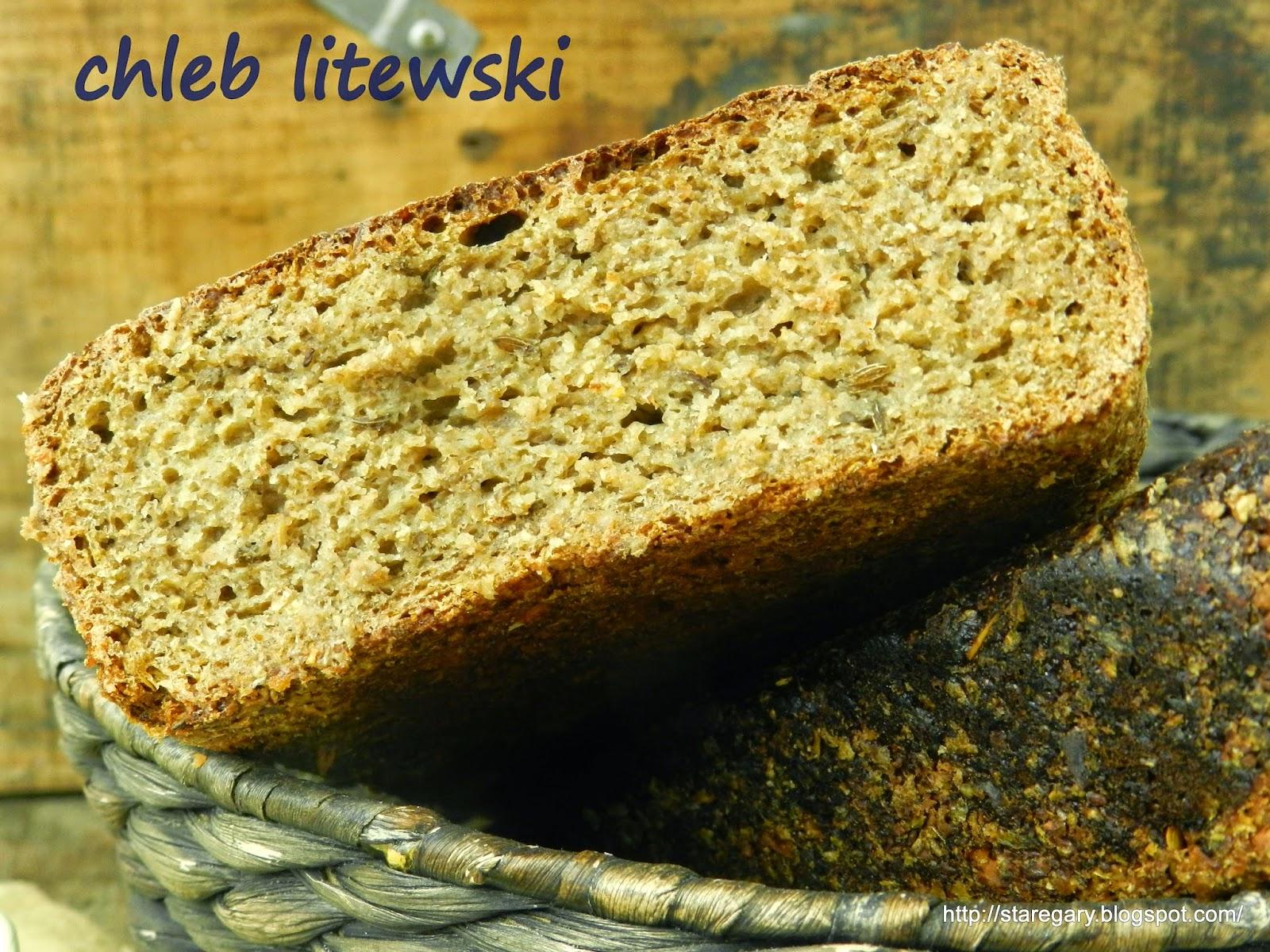 Chleb litewski - listopadowa piekarnia