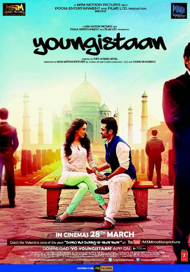 Youngistaan (2014) Mp3 Songs Free Download
