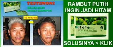 RAMBUT SUDAH BERUBAN / PUTIH > SOLUSINYA HANYA DI BAWAH INI 100%