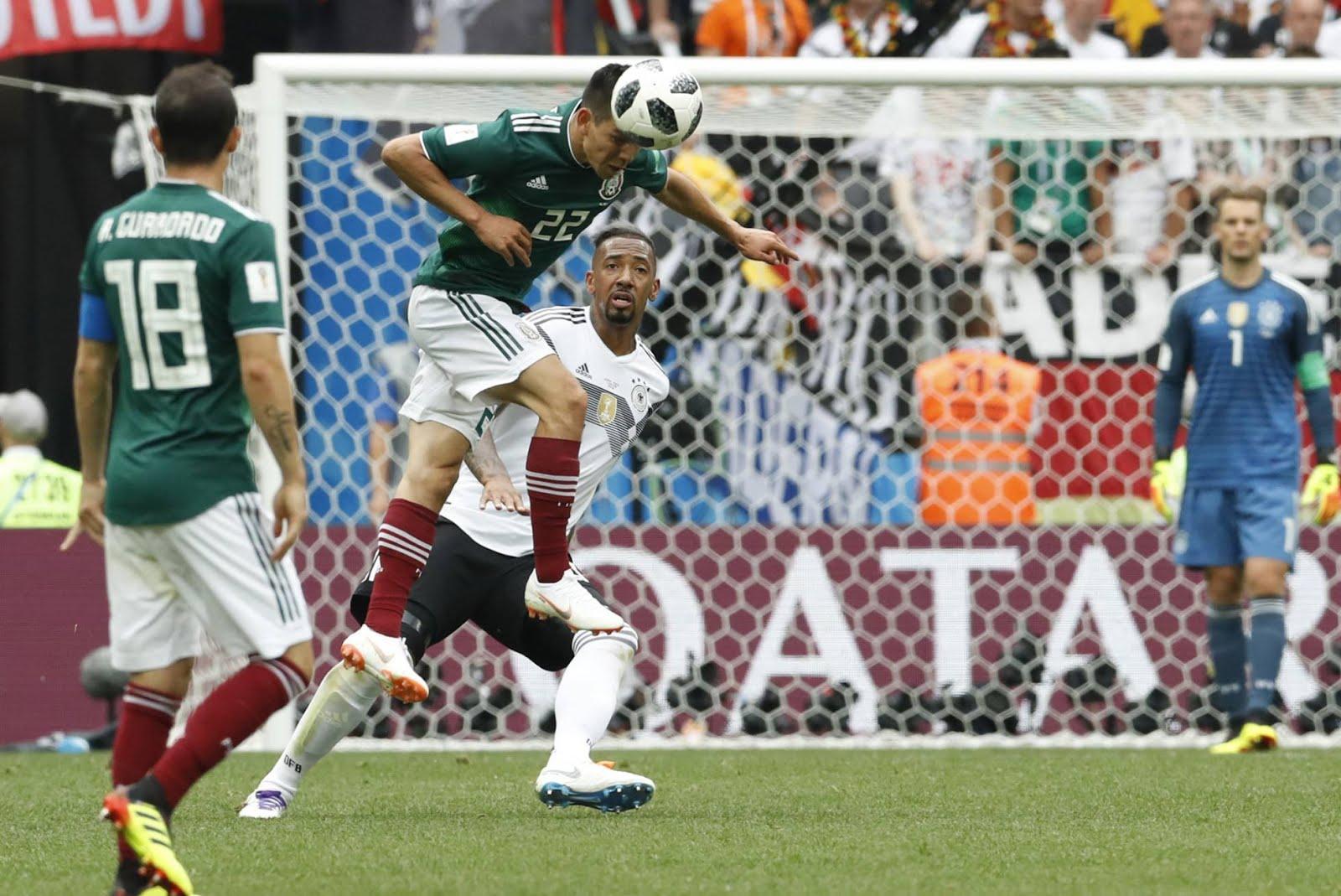 Alemanha 0 x 1 México ao vivo pela Copa do Mundo - Portal Diário de ... 39c6fba71c70a