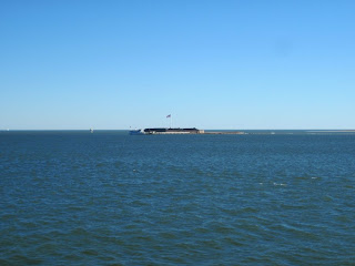 water view of Ft. Sumpter