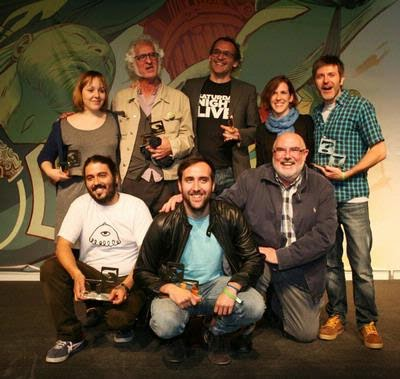 premios salon comic