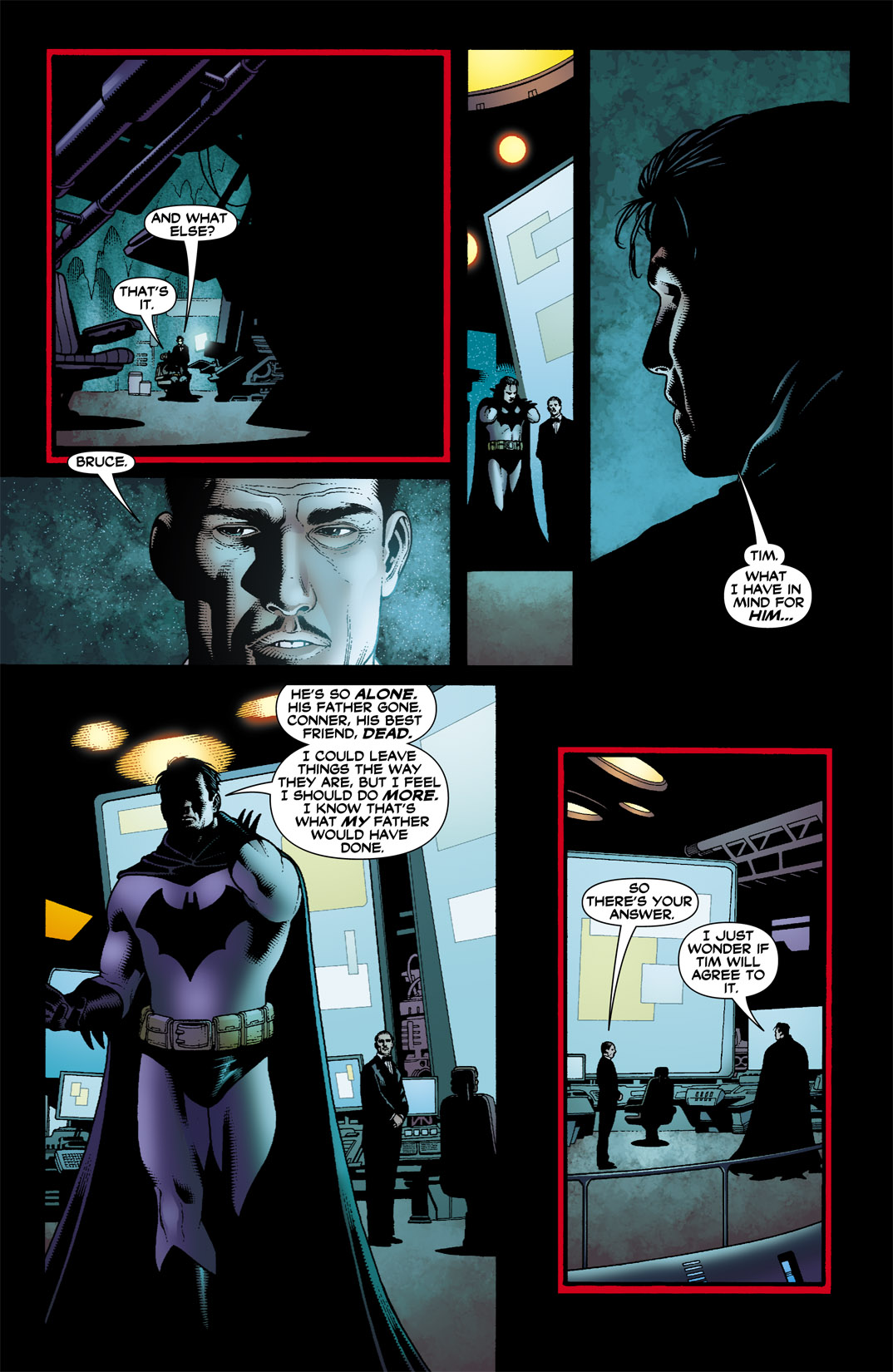 Detective Comics (1937) 818 Page 7