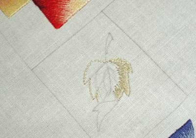 how to embroidery stitch