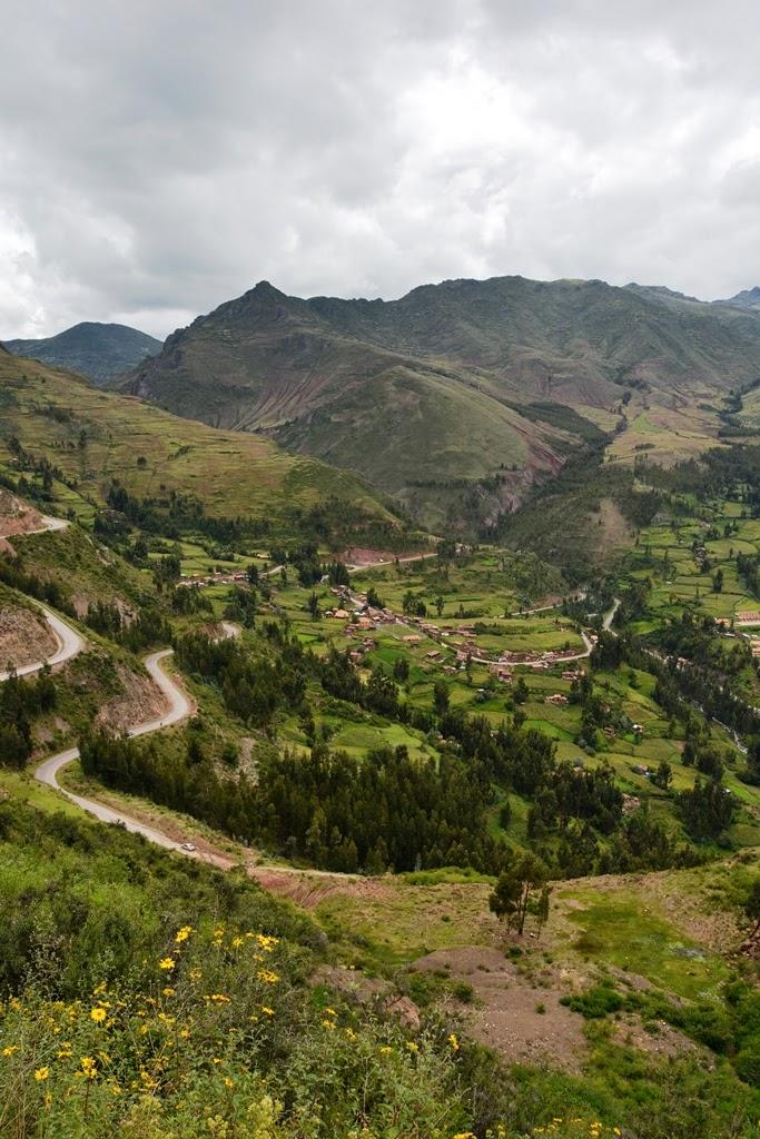 Sacred Valley views