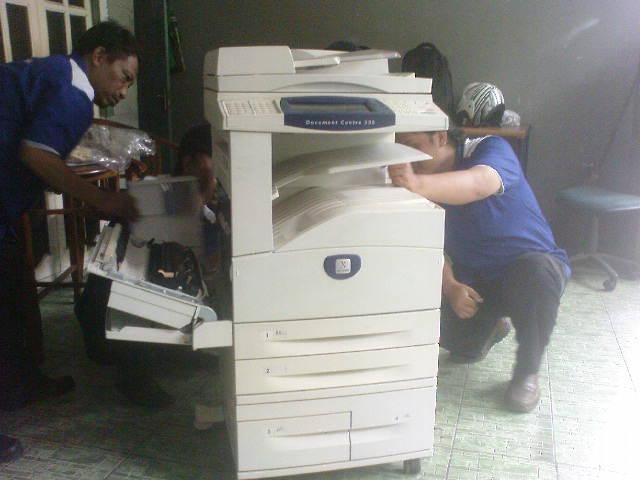 servis fotocopy xerox