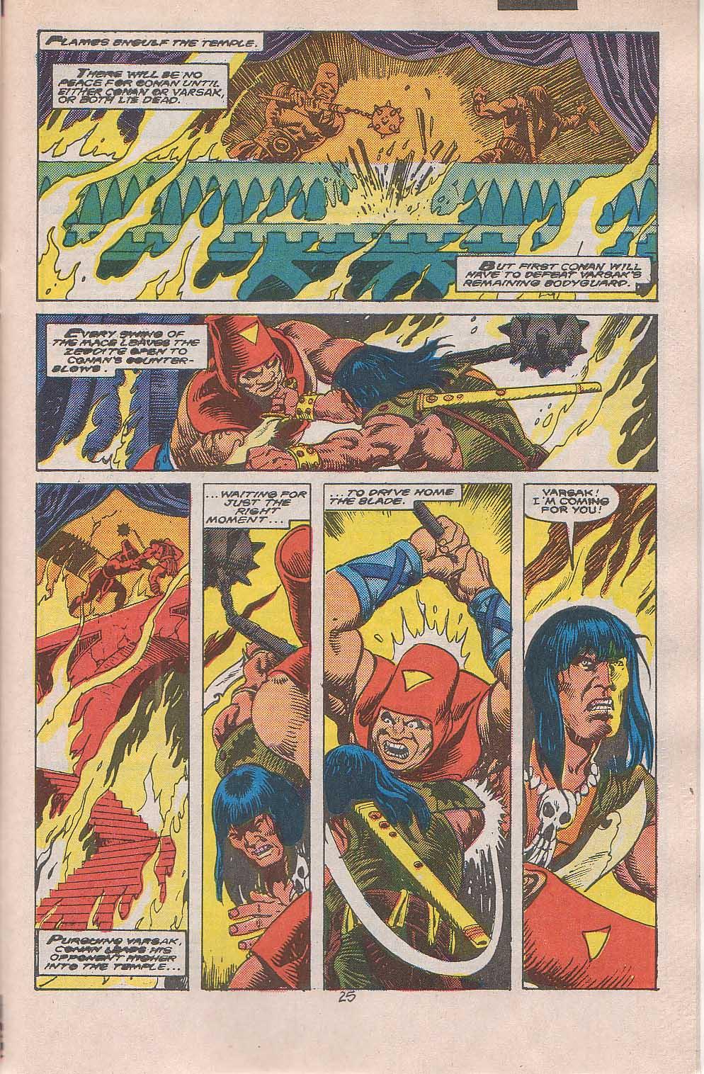 Conan the Barbarian (1970) Issue #216 #228 - English 20