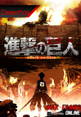 Assistir Anime Attack on Titan Legendado Online
